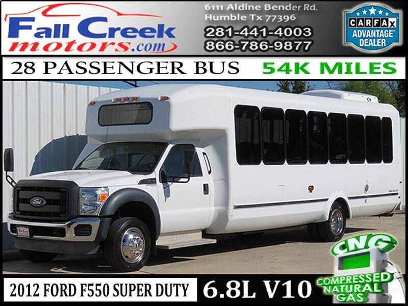 2012 Ford F-550 DRW 2WD