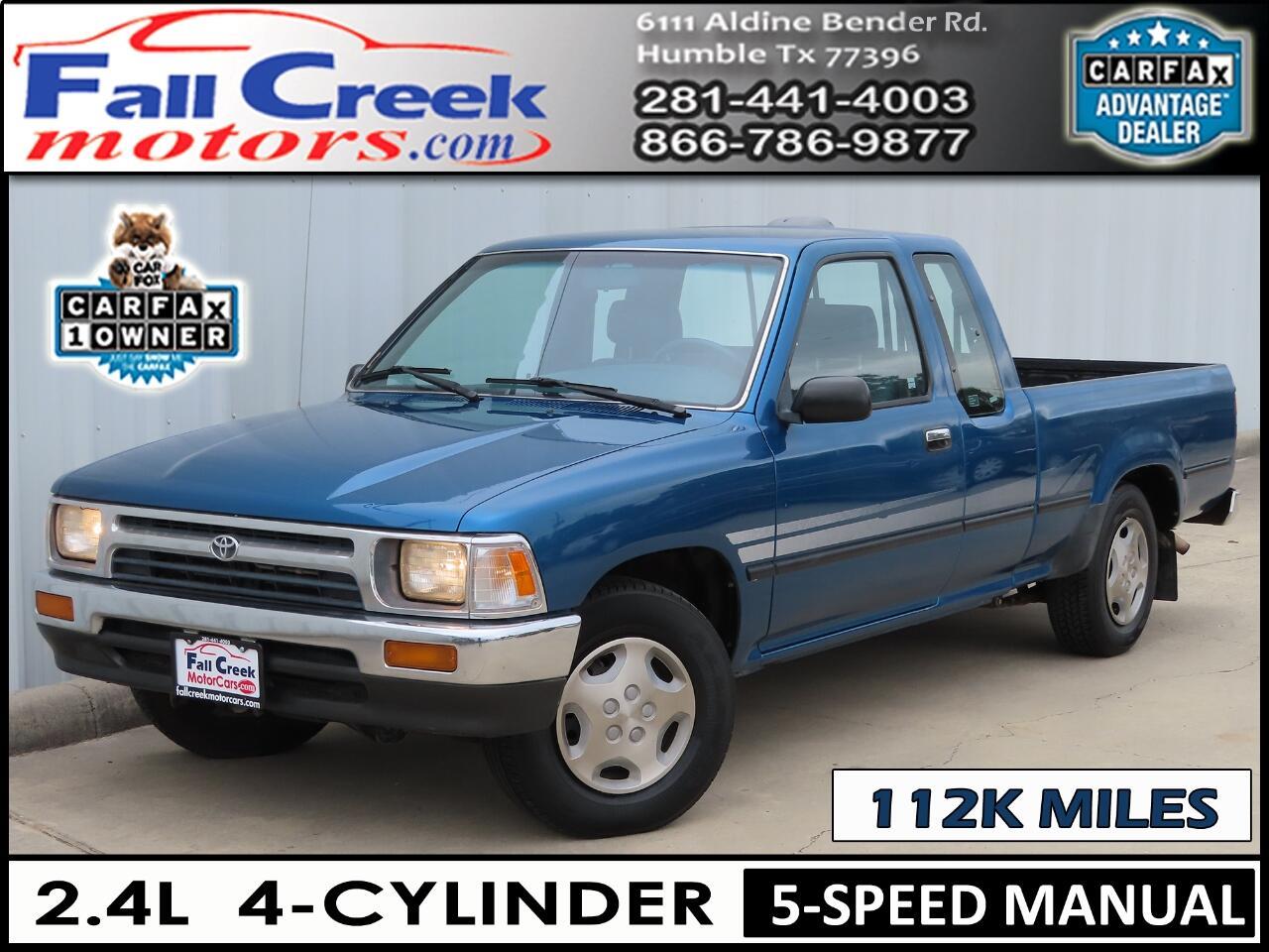 1994 Toyota Pickup DLX Xtracab 2WD