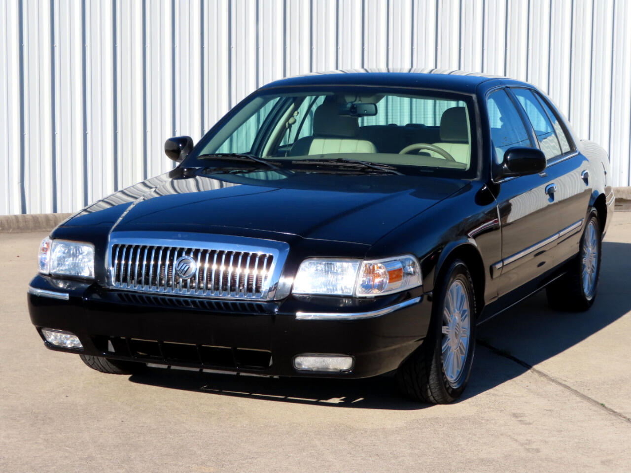 Used 2008 Mercury Grand Marquis Ls For Sale In Humble