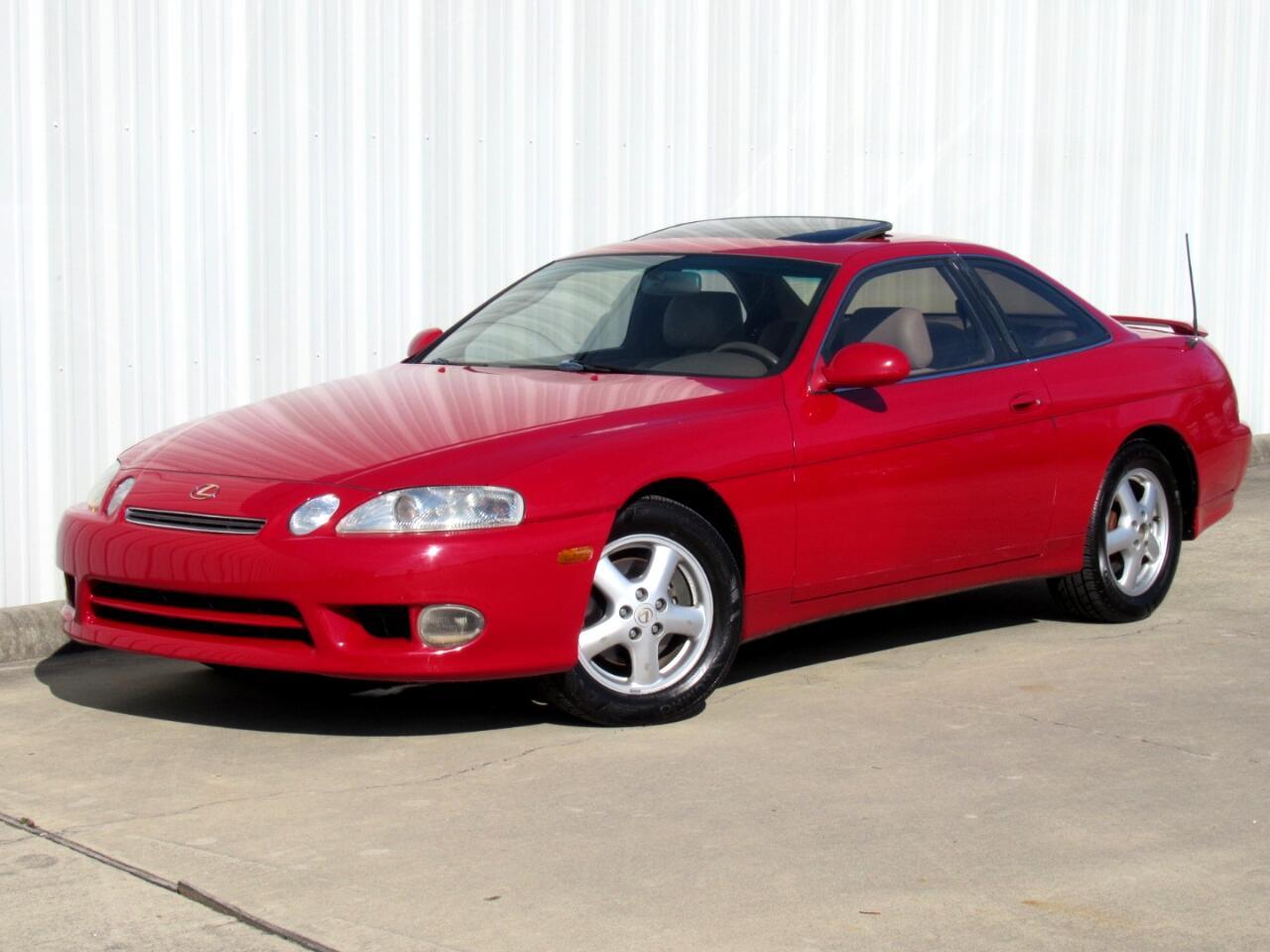 Lexus SC 400 2dr Coupe Auto 1999