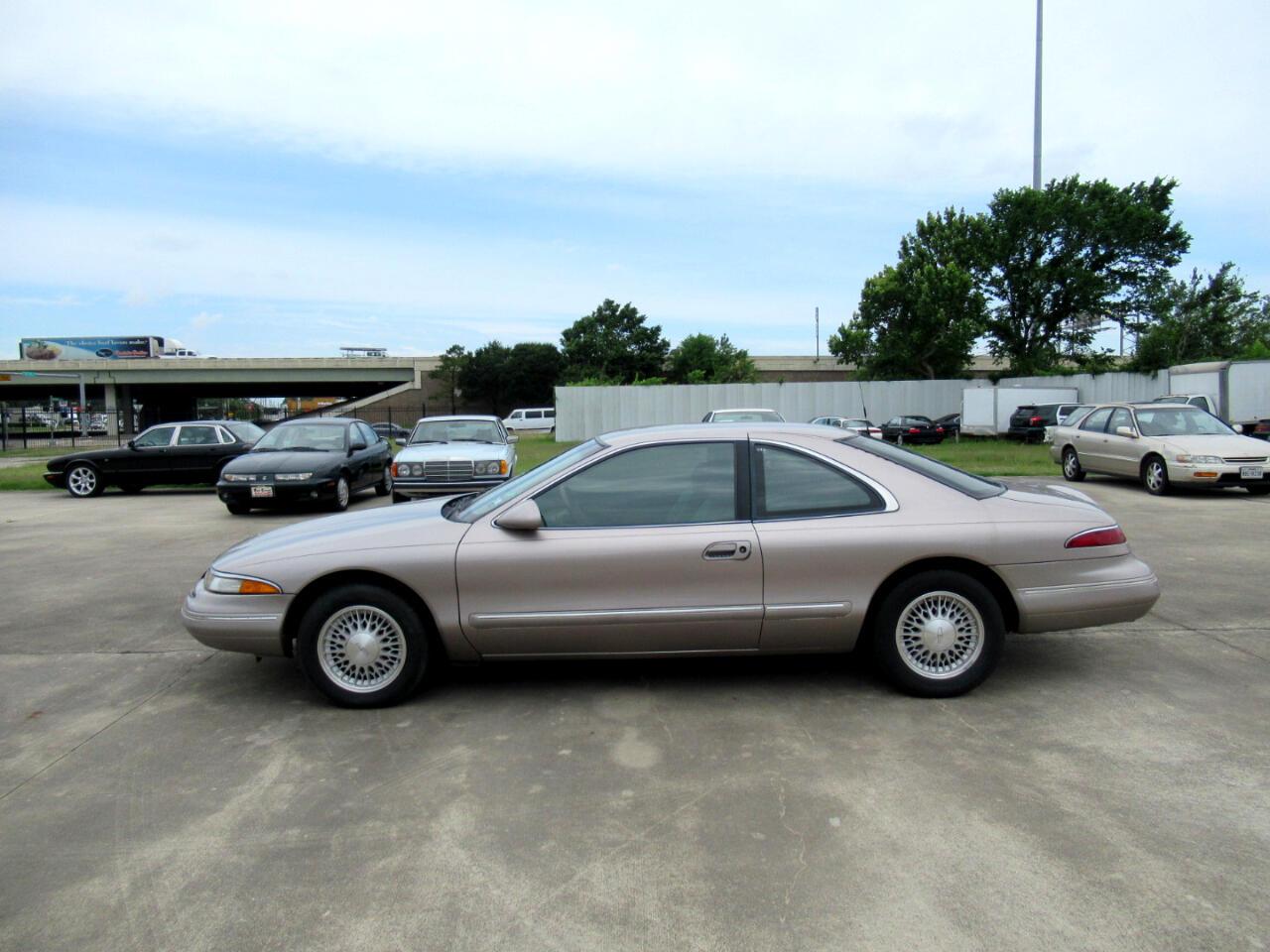 Lincoln Mark VIII  1995