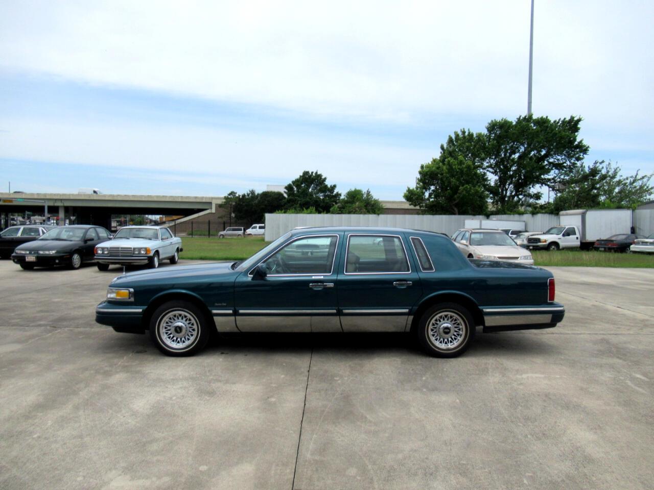 Lincoln Town Car Executive 1997