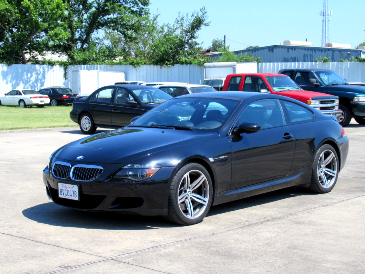BMW M6 Coupe 2007