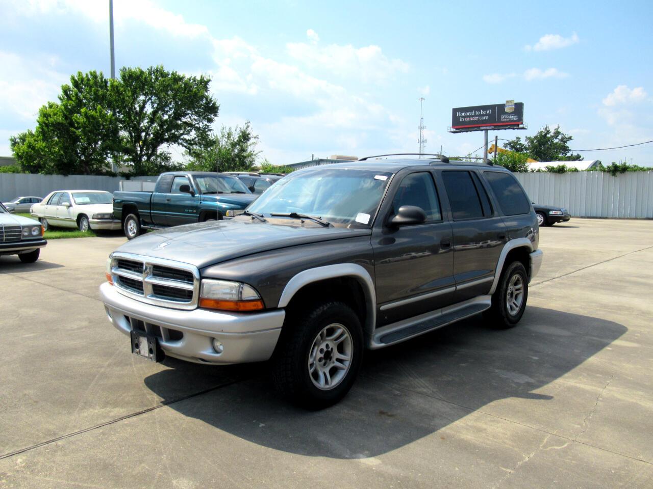 Dodge Durango SLT Plus 4WD 2003