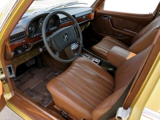 Mercedes-Benz 450 SEL  1979