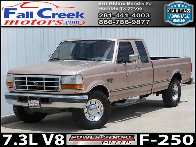 1997 Ford F-250 SUPERCAB 2WD