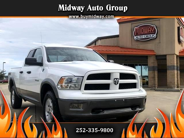 2010 Dodge Ram Pickup 1500 TRX4 Off Road 4WD