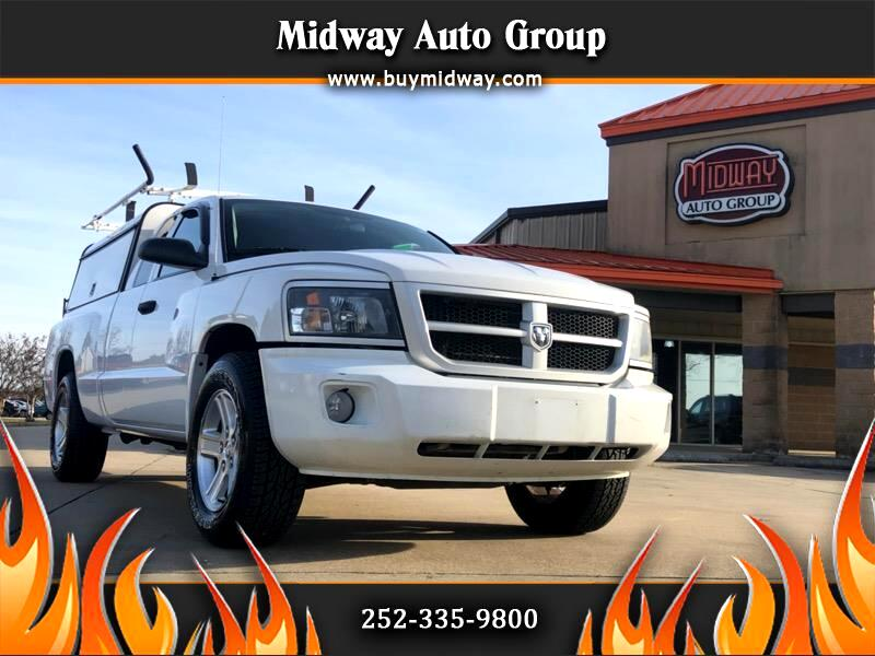 2011 Dodge Dakota 2WD Ext Cab Bighorn/Lonestar
