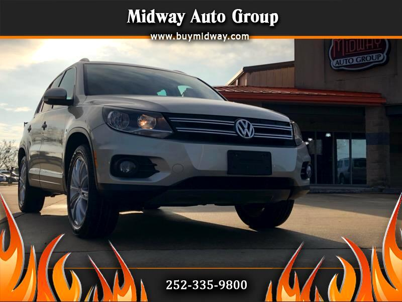 2014 Volkswagen Tiguan 2WD 4dr Auto SE w/Appearance