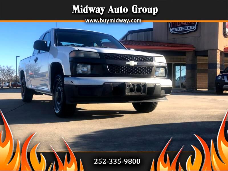 2005 Chevrolet Colorado LS Z85 2WD