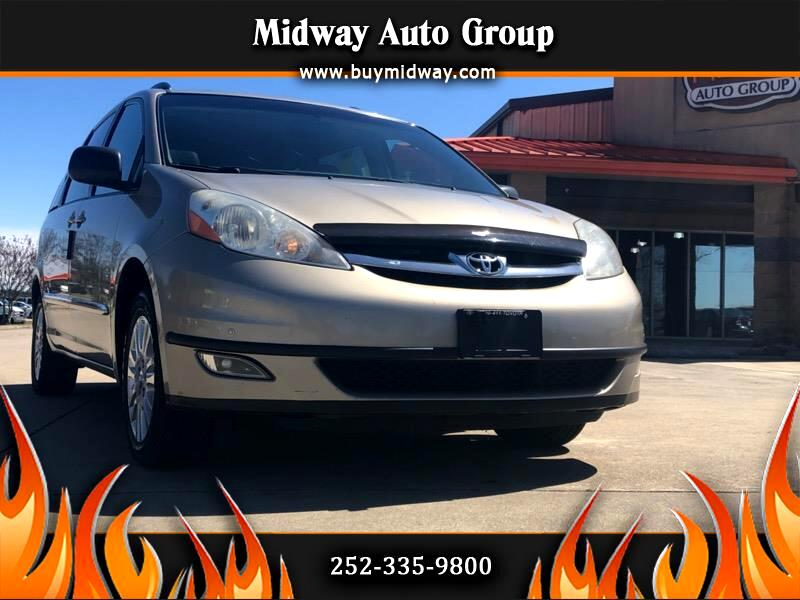 2009 Toyota Sienna 5dr XLE Limited AWD (Natl)