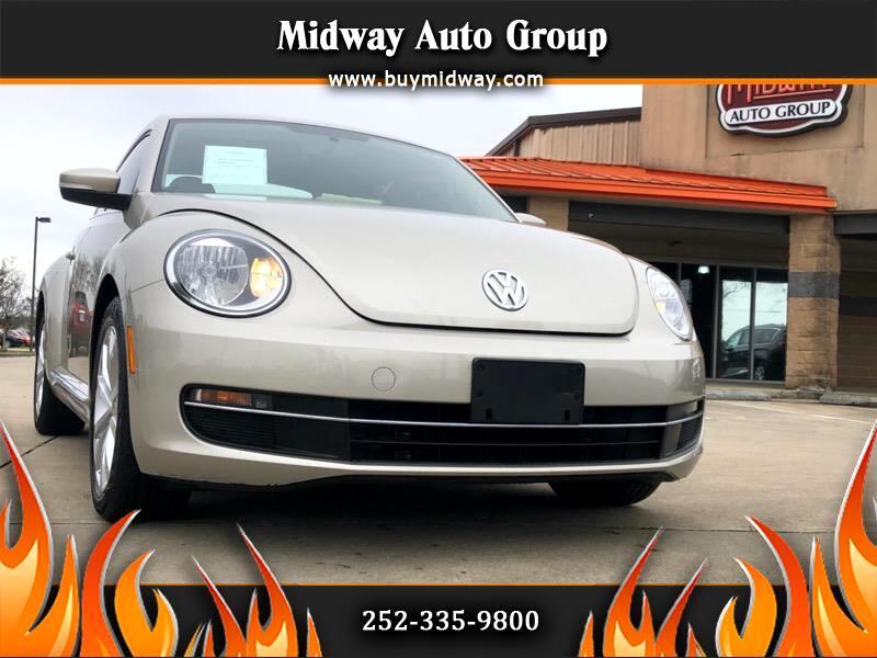 2013 Volkswagen Beetle TDI 6A