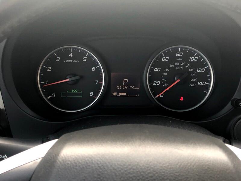2015 Mitsubishi Outlander ES 2WD