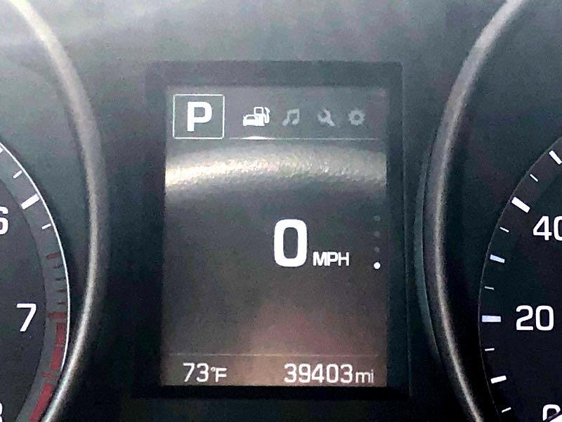 2018 Hyundai Santa Fe Sport 2.4 FWD