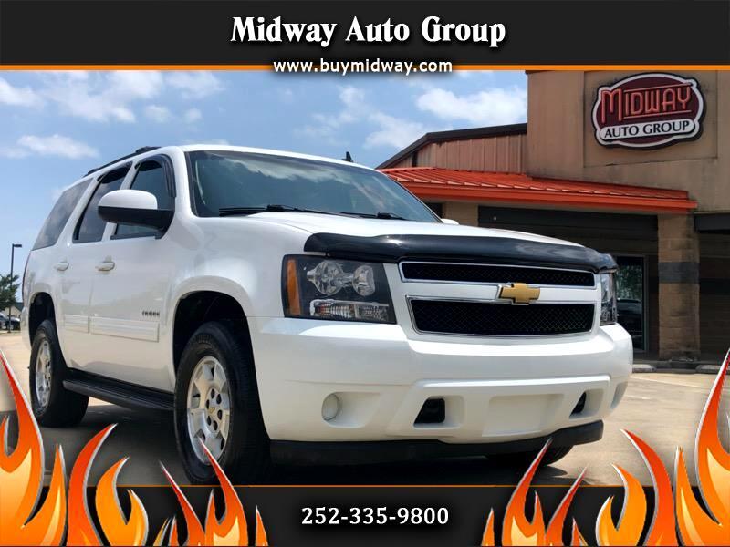 2014 Chevrolet Tahoe LS 4WD