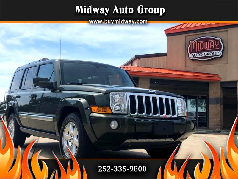 2007 Jeep Commander 4WD 4dr Overland