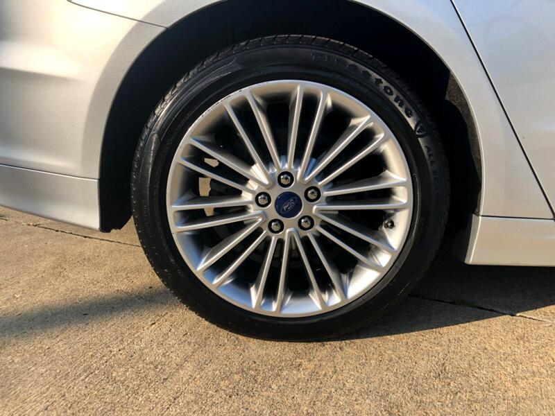 2015 Ford Fusion 4dr Sdn SE AWD