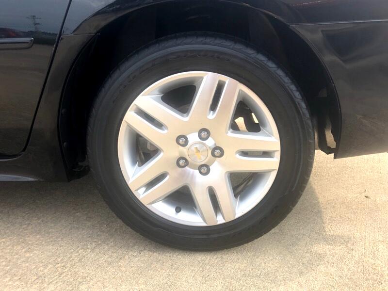 Chevrolet Impala Limited LT Fleet 2016