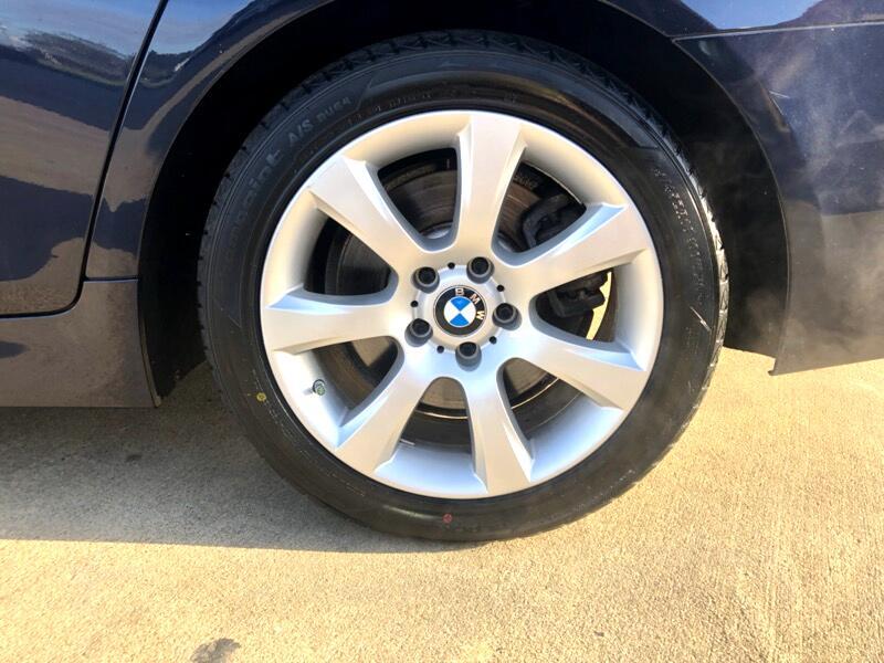 BMW 5-Series 550i xDrive 2013
