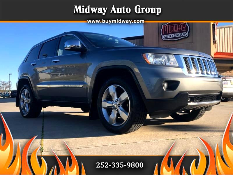 Jeep Grand Cherokee Overland 4WD 2011