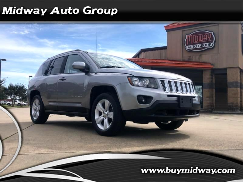 Jeep Compass Latitude 4x4 *Ltd Avail* 2017