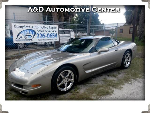 2000 Chevrolet Corvette 2dr Coupe Hatchback
