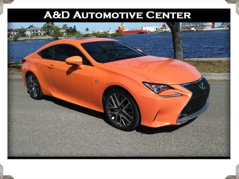 Buy Here Pay Here Tampa >> Buy Here Pay Here 2015 Lexus Rc 350 For Sale In Tampa Fl