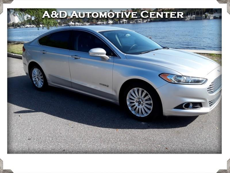 Buy Here Pay Here Tampa >> Buy Here Pay Here 2013 Ford Fusion Hybrid For Sale In Tampa Fl