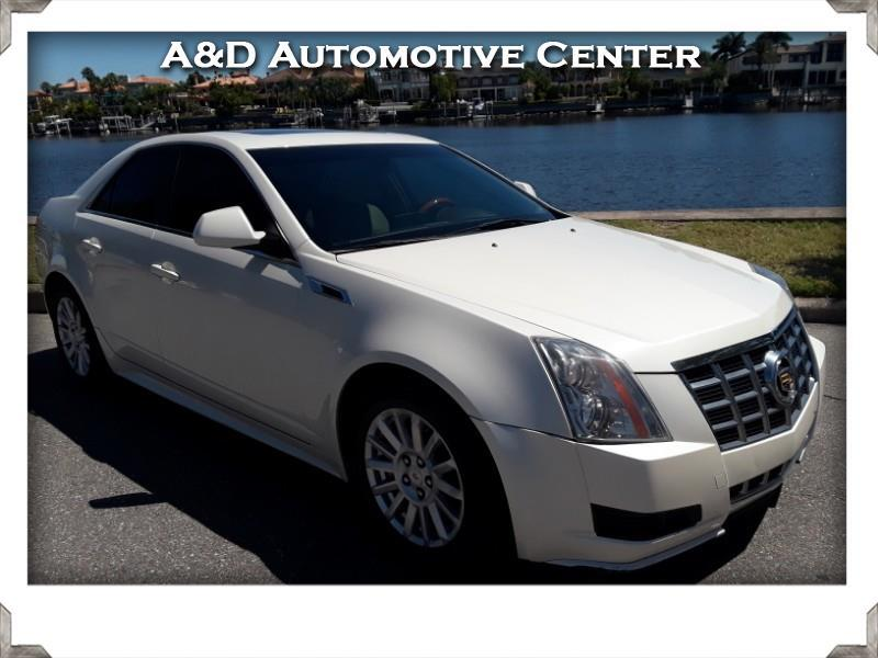 Buy Here Pay Here Tampa >> Buy Here Pay Here 2013 Cadillac Cts For Sale In Tampa Fl