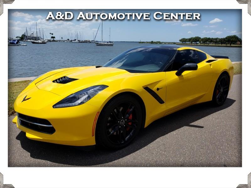 2015 Chevrolet Corvette Z51 1LT Coupe Automatic