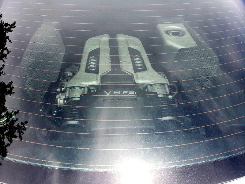 2008 Audi R8 Coupe quattro
