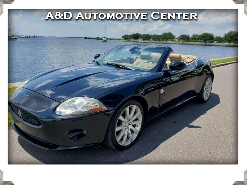 2009 Jaguar XK-Series XK Convertible