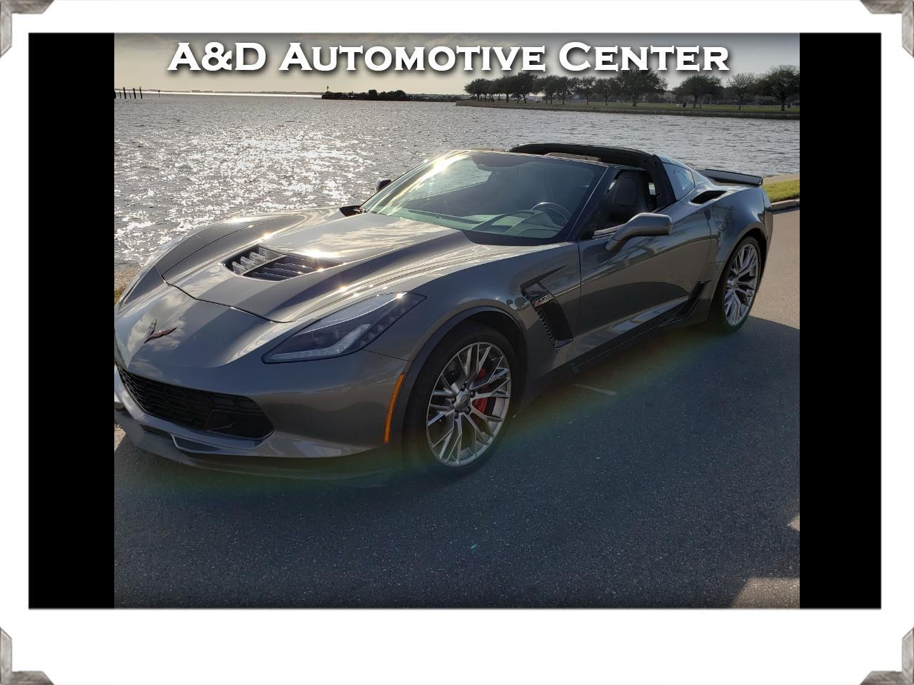 Chevrolet Corvette 1LZ Z06 Coupe 2016