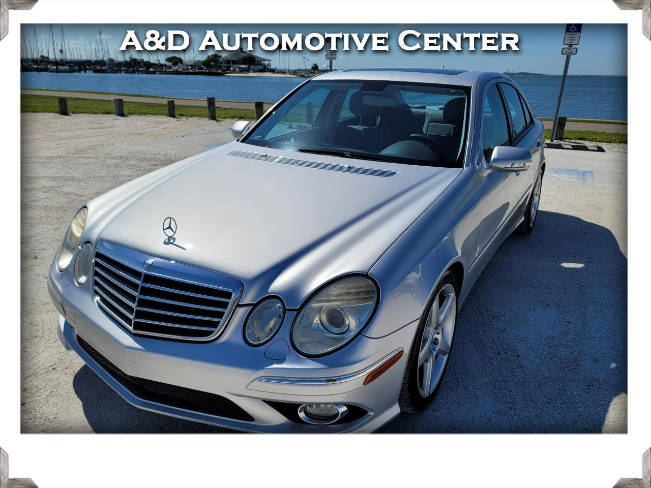 Mercedes-Benz E-Class E350 Luxury Sedan 2009