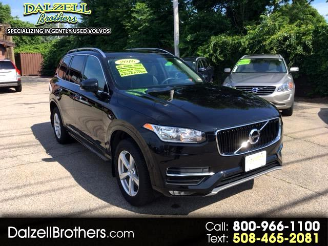 2016 Volvo XC90 AWD 4dr T5 Momentum