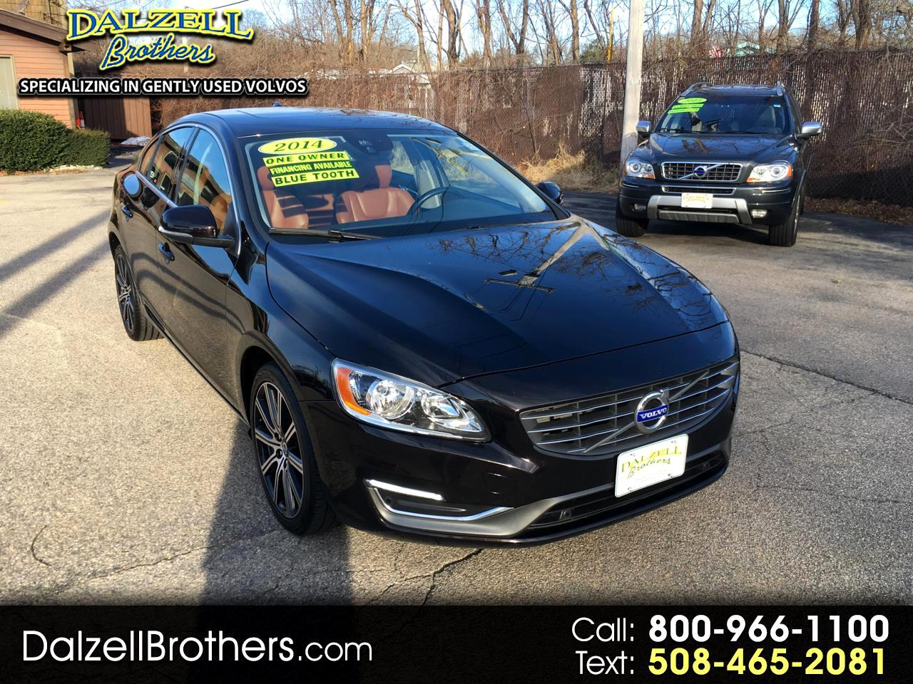 2014 Volvo S60 4dr Sdn T5 FWD