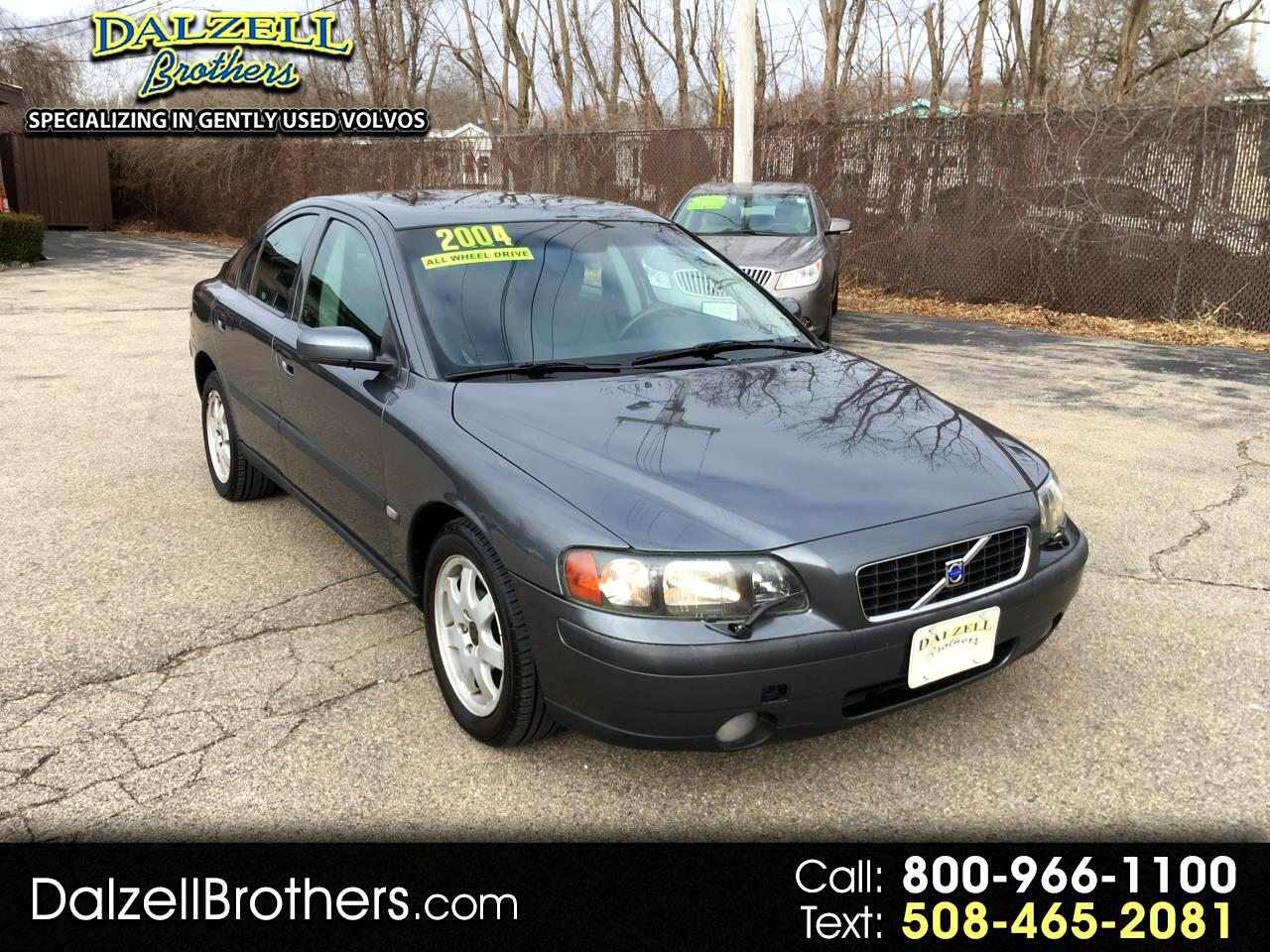 2004 Volvo S60 2.5L Turbo AWD Auto w/Sunroof