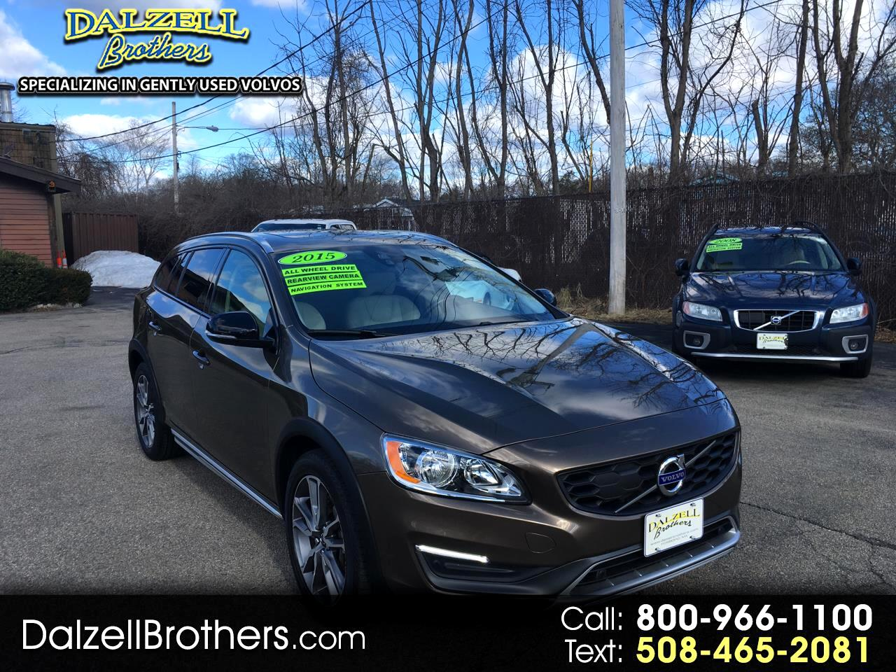 2015 Volvo V60 Cross Country 2015.5 4dr Wgn T5 AWD