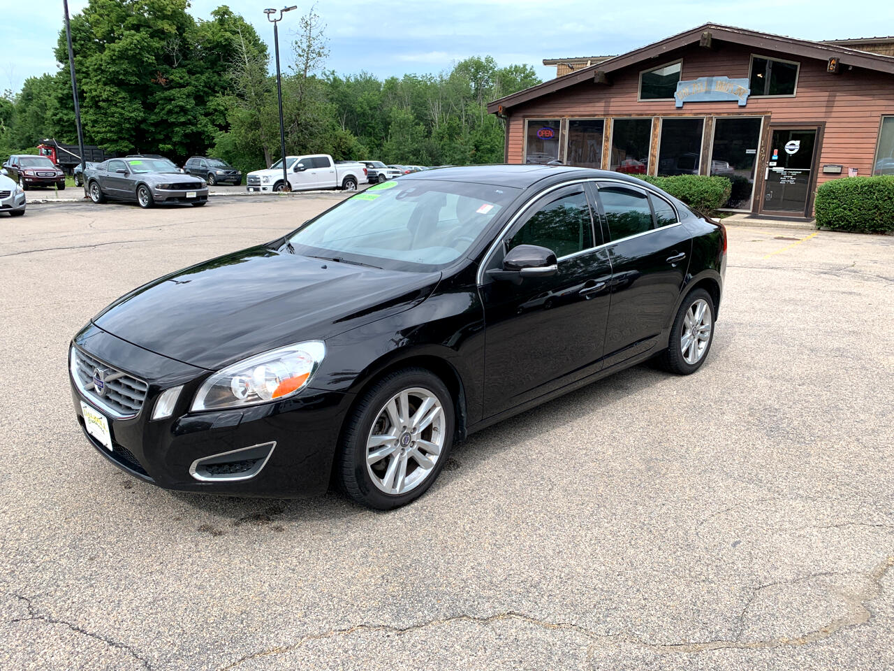 2013 Volvo S60 4dr Sdn T5 Premier AWD