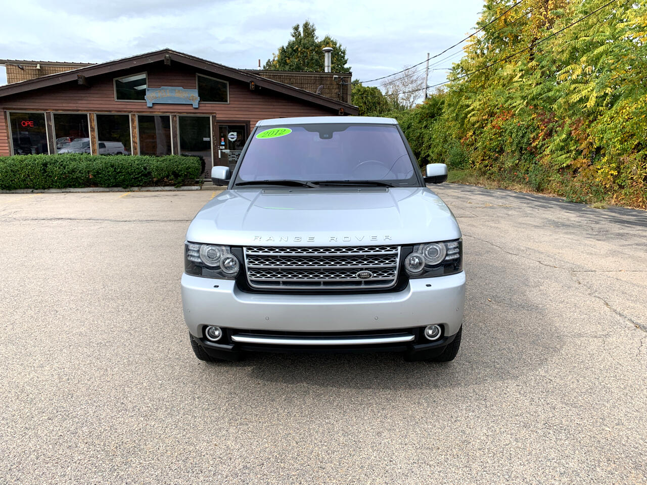 2012 Land Rover Range Rover 4WD SUPERCHARGED