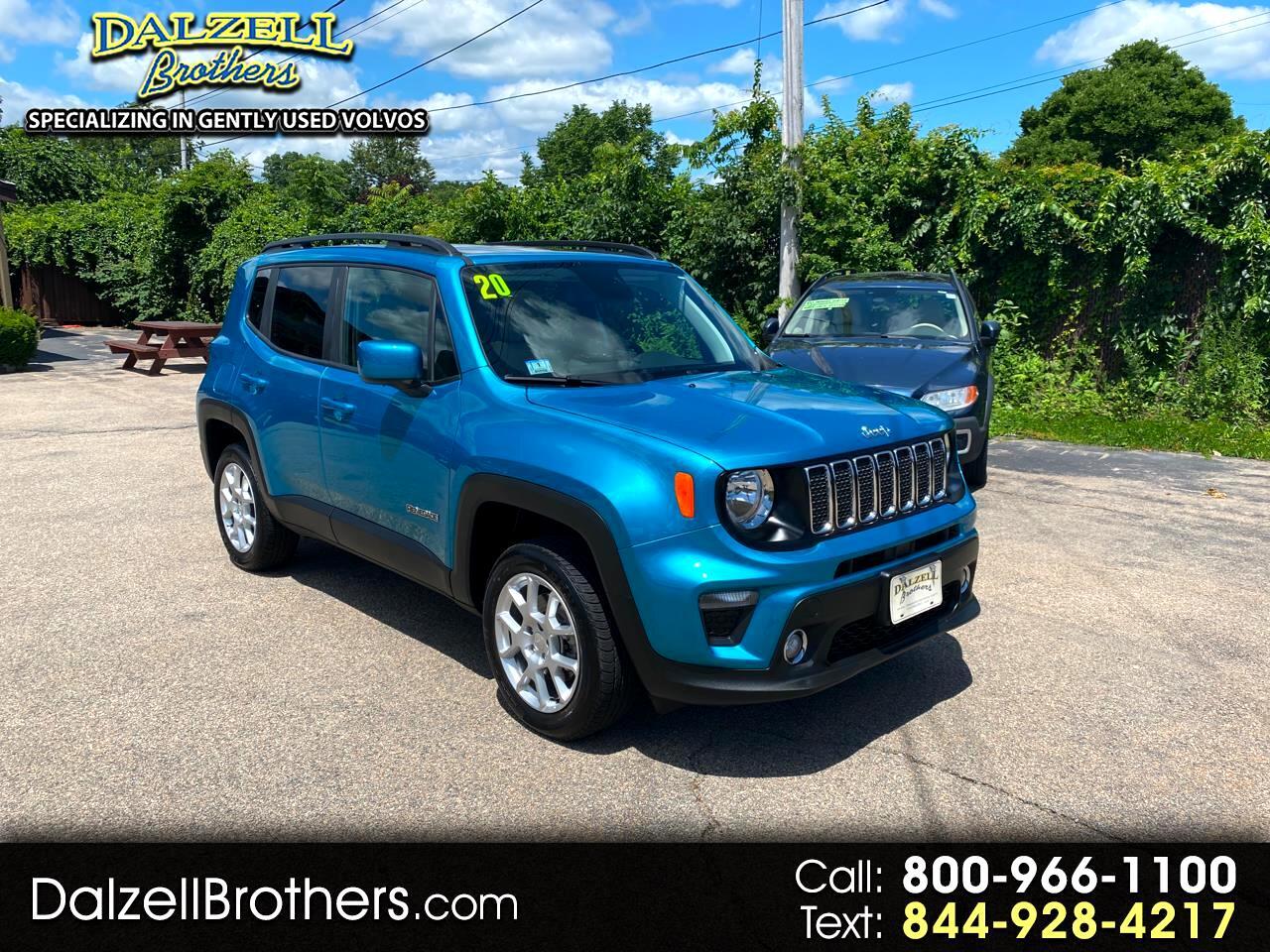 Jeep Renegade Latitude 4x4 2020