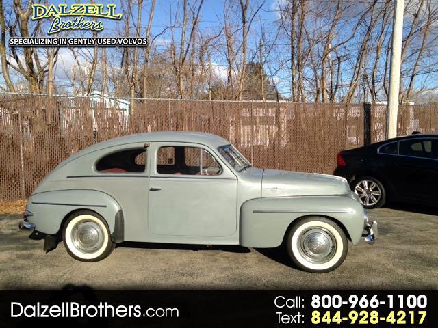 Volvo PV444  1953