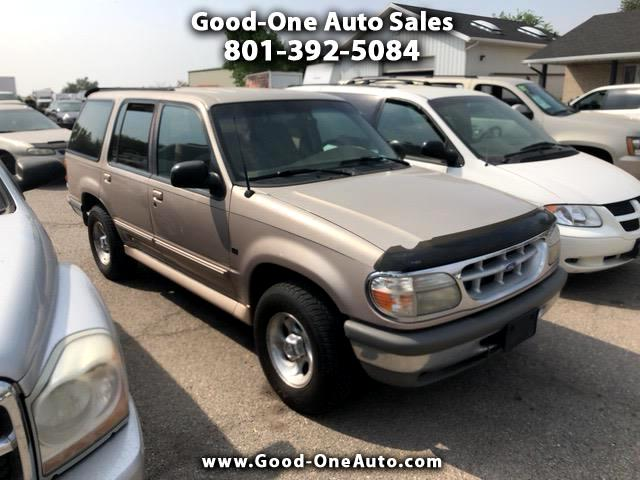 1996 Ford Explorer XLT 4-Door AWD
