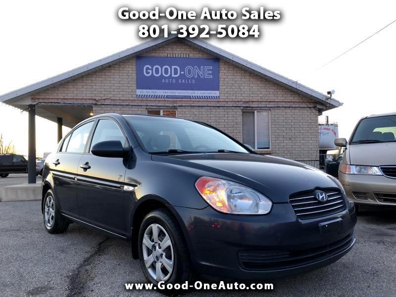 Hyundai Accent GLS 4-Door 2007