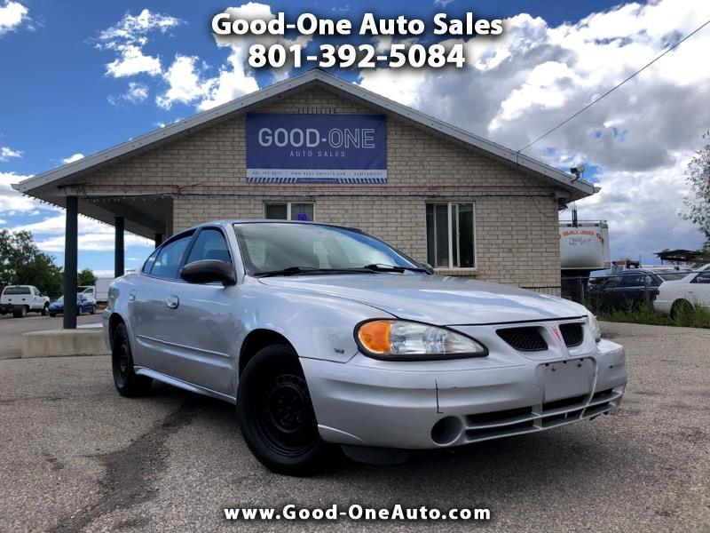 Pontiac Grand Am SE Sedan 2005