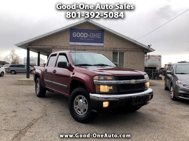 Chevrolet Colorado LT2 Crew Cab 4WD 2008
