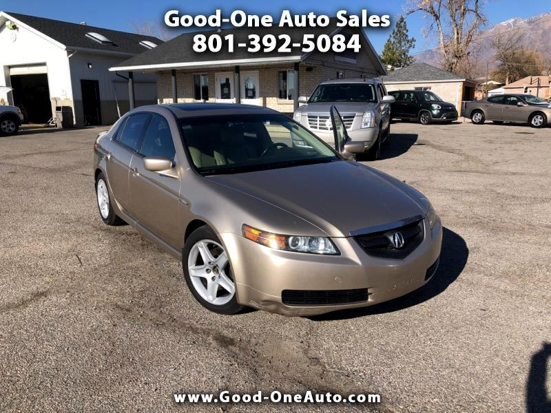 Acura TL 5-Speed AT 2006