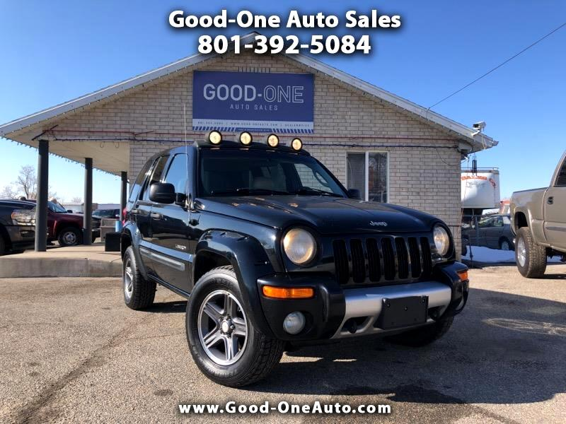 Jeep Liberty Renegade 4WD 2004