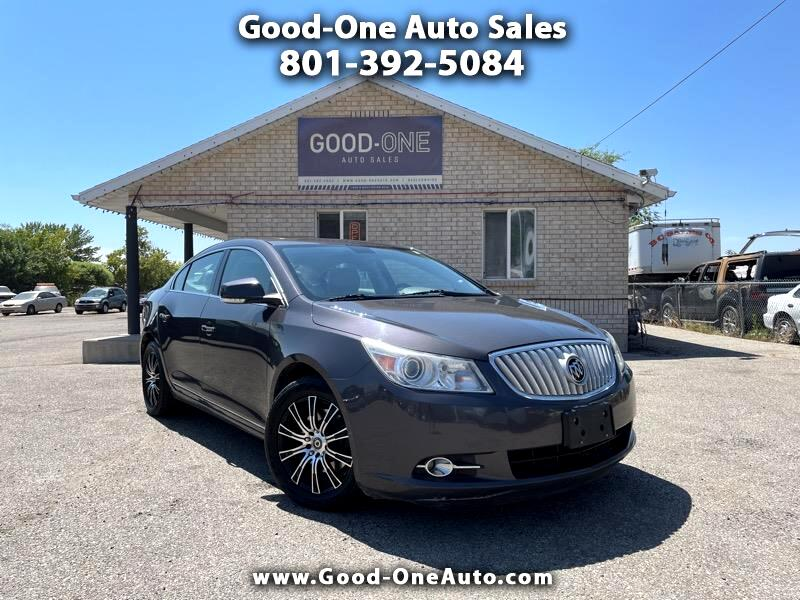 Buick LaCrosse Touring 2012