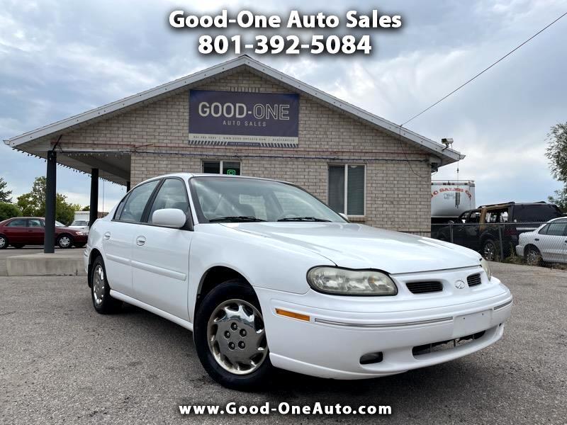 Oldsmobile Cutlass GL 1999